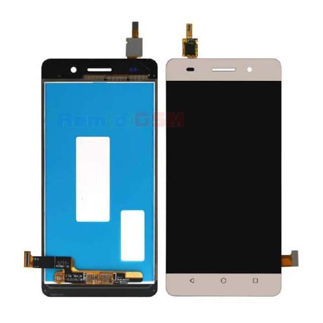 inlocuire display touchscreen huawei honor 4c alb