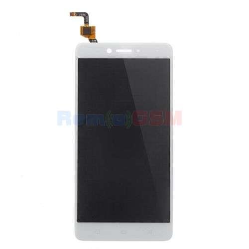 inlocuire display cu touchscreen lenovo k6 notek53a48k6 plus alb