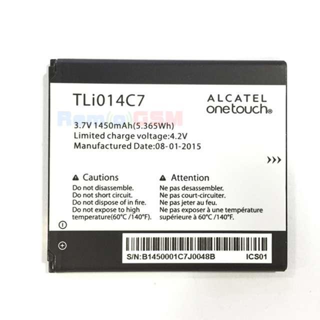 baterie acumulator tli014c7 alcatel onetouch pixi first 4024d