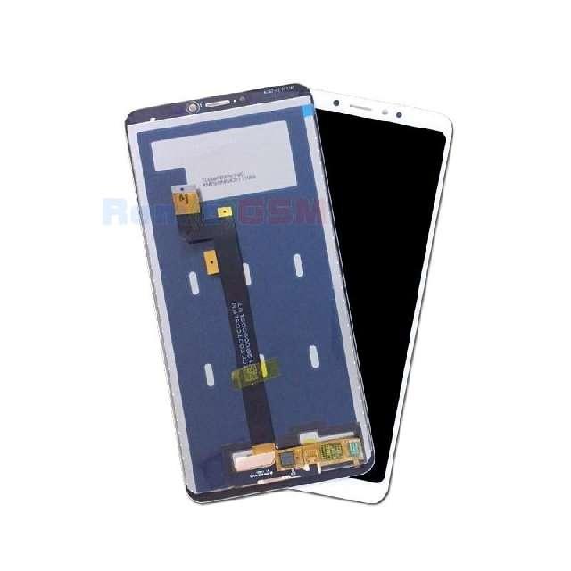 inlocuire display cu touchscreen xiaomi mi max 3 alb