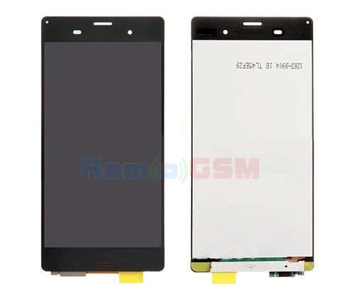 inlocuire display cu touchscreen sony xperia z3 d6603 d6643