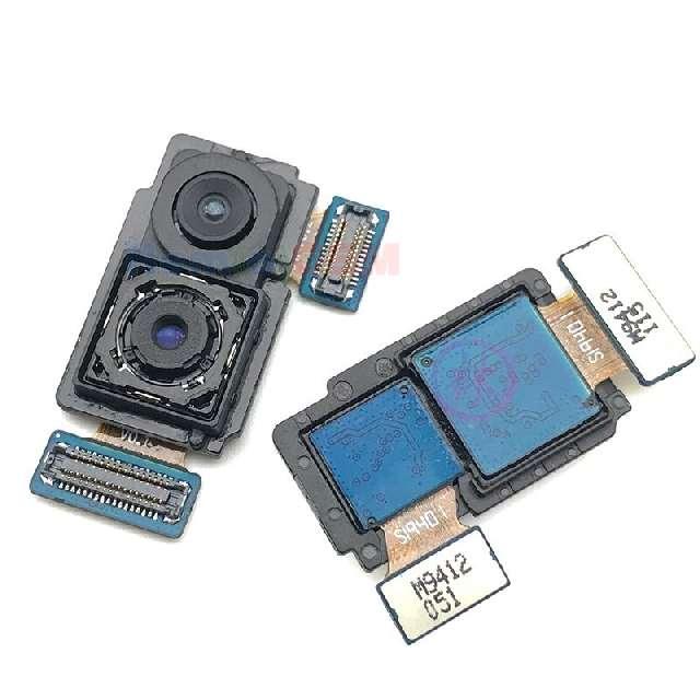 inlocuire modul dual camera spate samsung a20 sm-a205