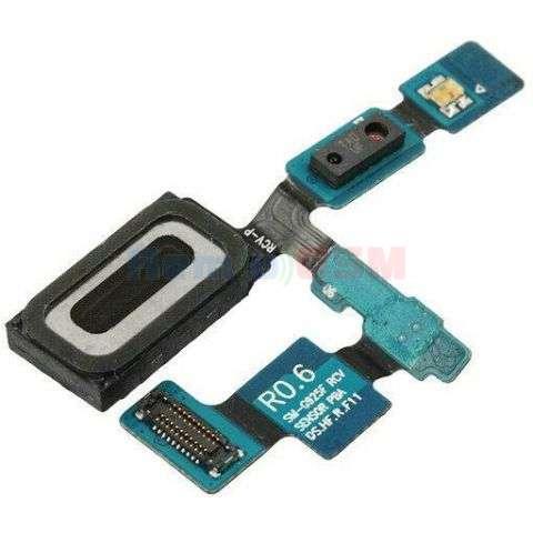 inlocuire banda audio cu senzori si casca samsung sm-g925f galaxy s6 edge