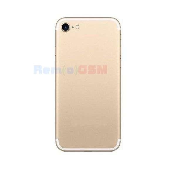 inlocuire carcasa capac spate apple iphone 7 gold