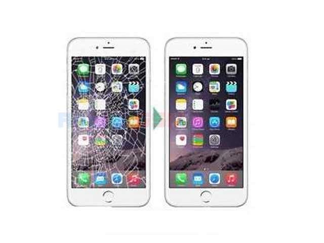 inlocuire schimbare geam sticla display iphone 5 alb