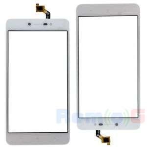 inlocuire geam touchscreen sticla wiko lenny 4 alb