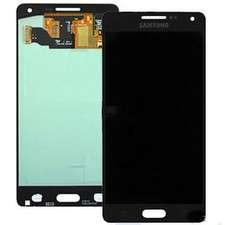 inlocuire display cu touchscreen samsung sm-a700f galaxy a7 2015 negru oem