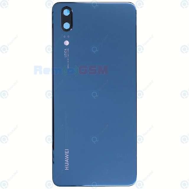 inlocuire capac baterie huawei p20 eml-l09 eml-l29 albastru