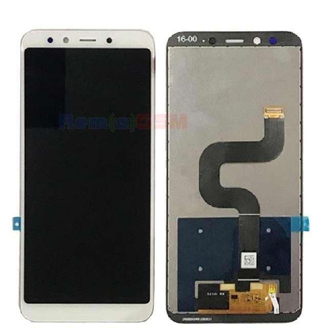 inlocuire display cu touchscreen xiaomi mi a2  mi 6x alb