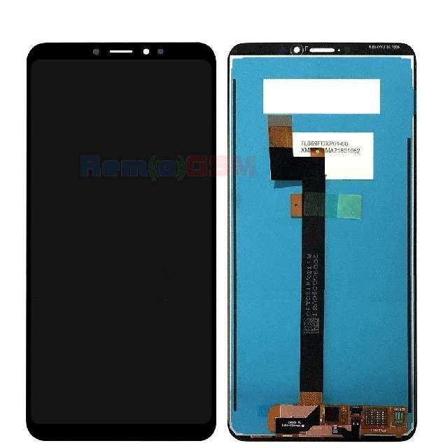 inlocuire display cu touchscreen xiaomi mi max 3 negru