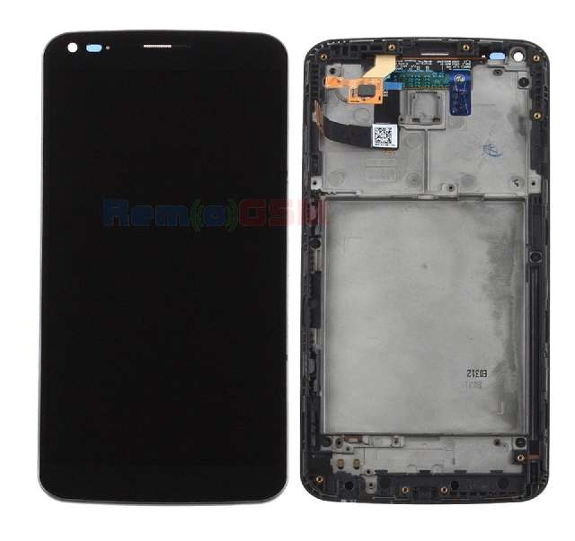 inlocuire set display touchscreen si rama d950 d955 d958 d959 ls995