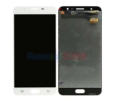 inlocuire display cu touchscreen samsung j7 prime sm-g610 galaxy on7 pro alb