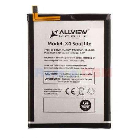inlocuire baterie acumulator allview x4 soul lite