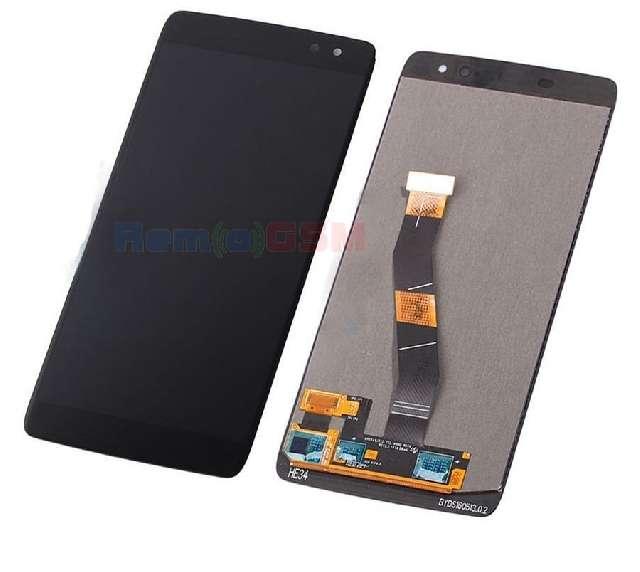 inlocuire schimbare dispaly cu touchscreen blackberry dtek60