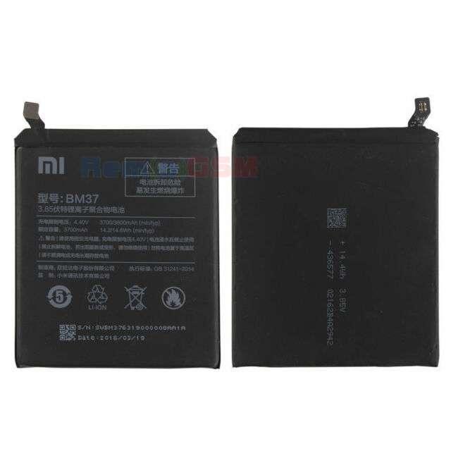 inlocuire acumulator baterie xiaomi mi 5s plus bm37