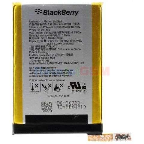 inlocuire baterie acumulator blackberry ptsm1 blackberry q5