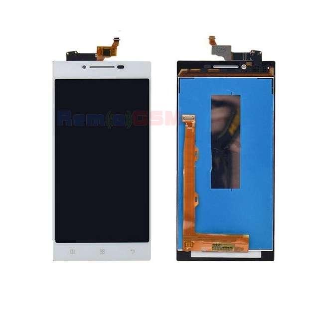 inlocuire display cu touchscreen lenovo p70 alb