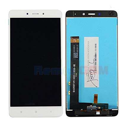 inlocuire set display touchscreen xiaomi redmi note 4 alb