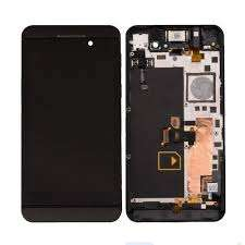 inlocuire set display cu touchscreen blackberry z10 negru