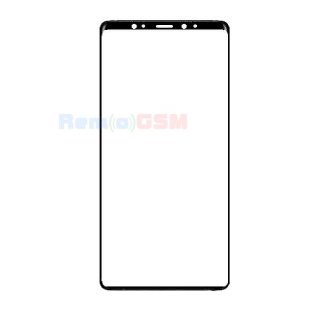 inlocuire geam sticla ecran display samsung note 9 n960 negru