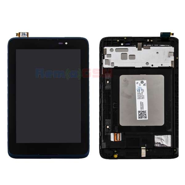 display cu touchscreen si rama lenovo a3000vodafone smart tab 3 70