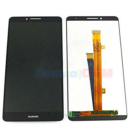inlocuire display cu touchscreen huawei mate 7 negru