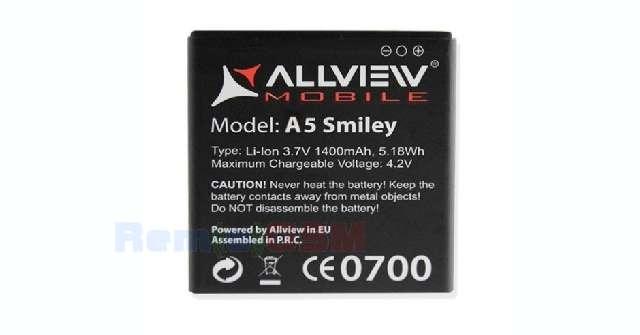 acumulator baterie allview a5 smiley
