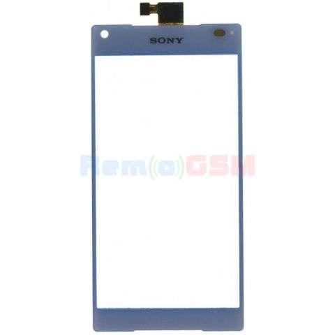 inlocuire geam touchscreen sony e5803 e5823 xperia z5 compact alb