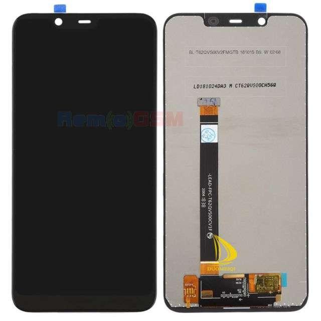 inlocuire display cu touchscreen nokia 71 plus nokia x7 nokia 81