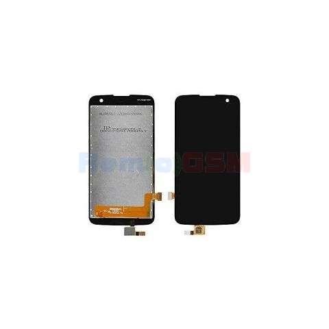 inlocuire display cu touchscreen lg k120e k4
