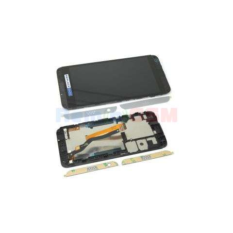 inlocuire display cu touchscreen si carcasa htc desire 530