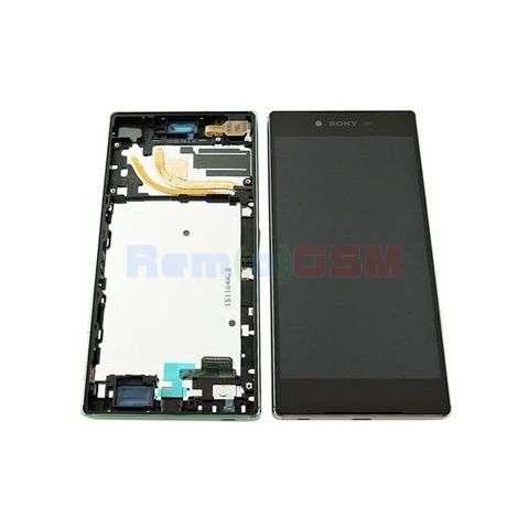 inlocuire display cu touchscreen si rama sony e6853 xperia z5 premium e6833 e6883