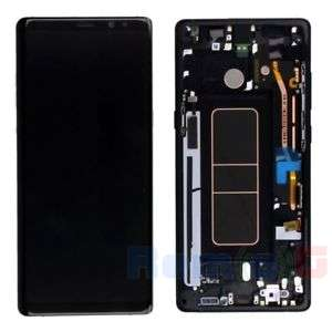 inlocuire display samsung note 8 sm-n950f black in system buy-back