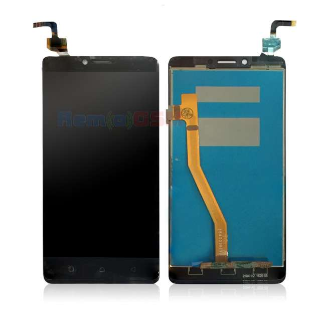 inlocuire display set complet lenovo k6 note negru k53a48k6 plus