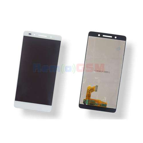 inlocuire display touchscreen huawei honor 7 plk-l01 alb