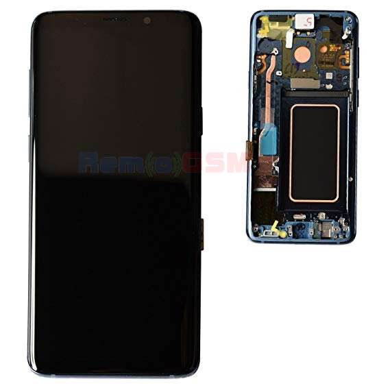 inlocuire display samsung sm-g960f galaxy s9 coral blue in sytem buy-back