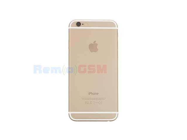 inlocuire carcasa capac baterie apple iphone 6 plus gold