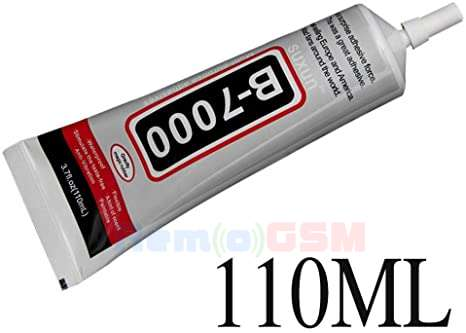 adeziv b7000 needle nozzle adhesive glue 110ml