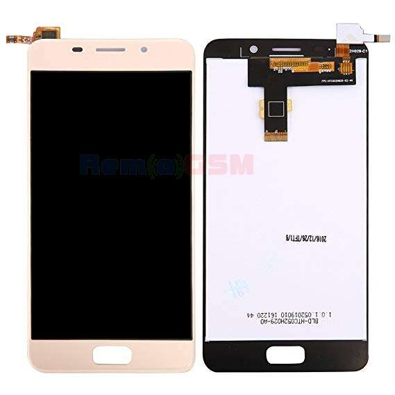 inlocuire display cu touchscreen asus zenfone 3s max zc521tl alb