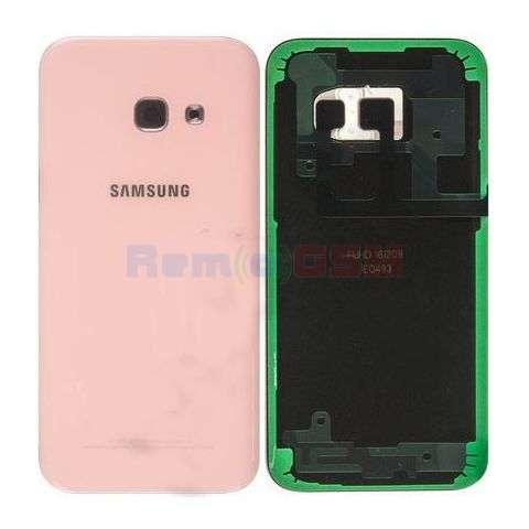 inlocuire capac baterie samsung sm-a320f galaxy a3 2017 pink rose gh82-13636d