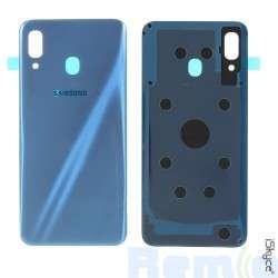 capac baterie spate samsung a30 a305 albastru