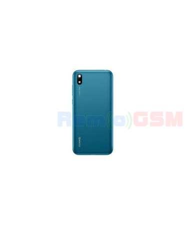 capac carcasa baterie huawei y5 2019 bleu