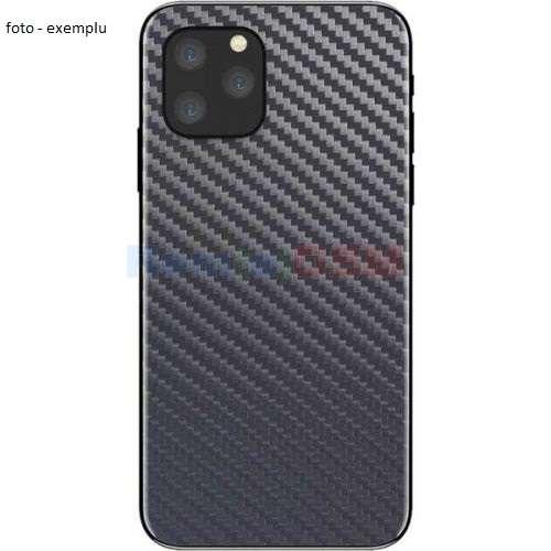 folie carbon protectie la capac carcasa iphone 13