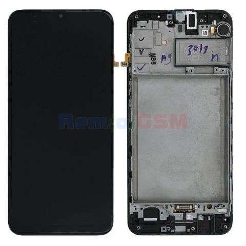 inlocuire display cu touchscreen si rama samsung sm-a217f galaxy a21s