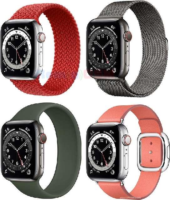 folie silicon protectie la display ceas apple watch series 6