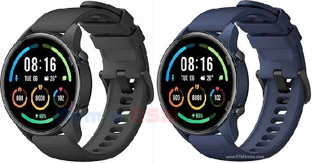 folie silicon protectie la display ceas xiaomi mi watch color sports