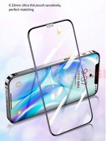 folie tempered glass iphone 12 033 mm us-bh637 usams