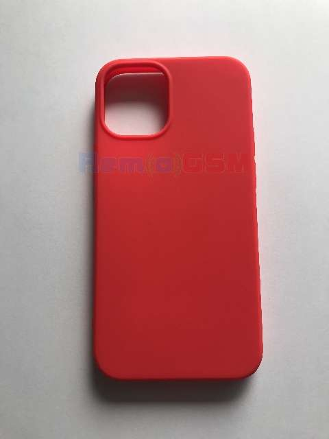 husa silicon coral iphone 12