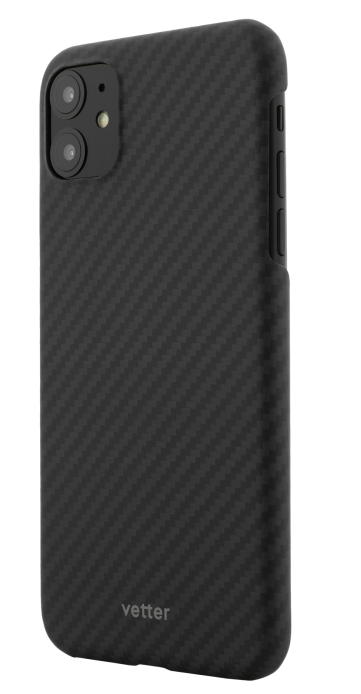 husa vetter iphone 12 mini clip-on ultra slim made from aramid fiber kevlar