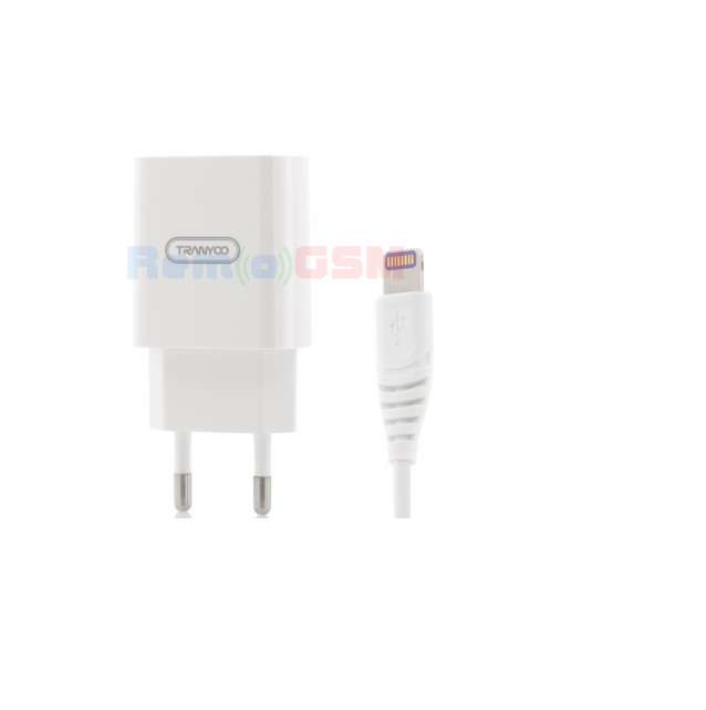 incarcator si cablu date iphone tranyoo v80 fast charger kit lightning cable 21a